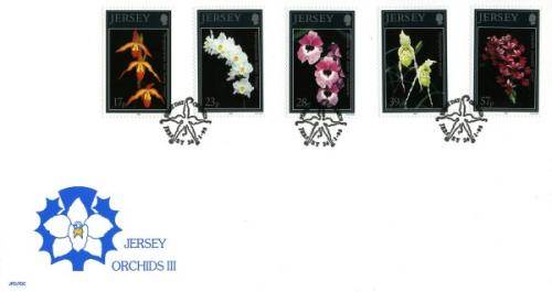 1993 Jersey Orchids