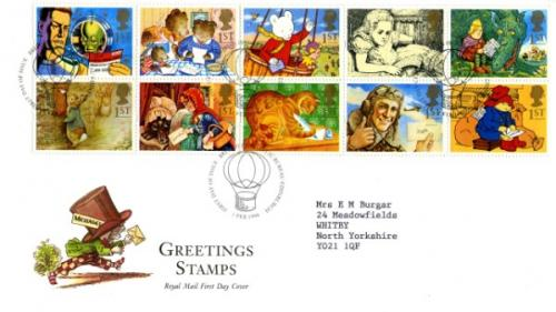 1994 Greetings Messages
