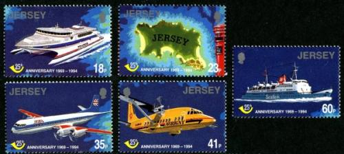 1994 Jersey Postal Administration