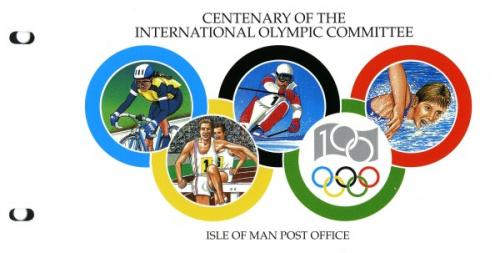 1994 Olympic Committee pack
