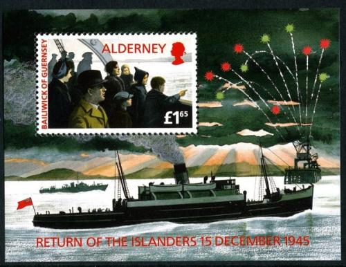 1995 Return of Islanders MS