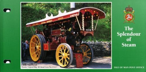 1995  Steam Traction Engines pack
