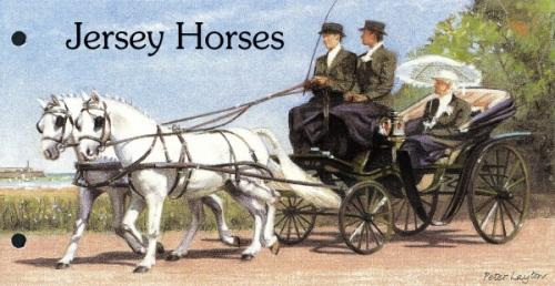 1996 Jersey Horses pack