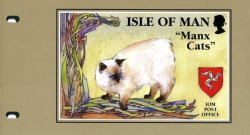 1996 Manx Cats pack