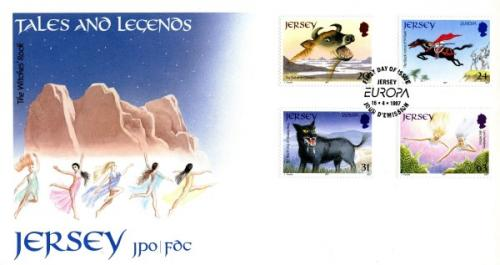 1997 Europa Tales & Legends