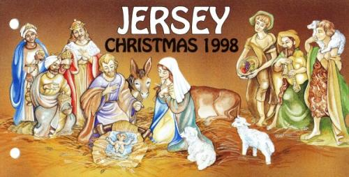 1998 Christmas Crib pack