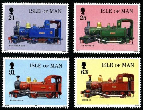 1998 Isle of Man Steam Railway