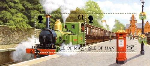 1998 Isle of Man Steam Railway MS