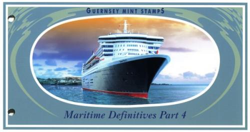 1998 Maritime Heritage Definitives Part 4 pack