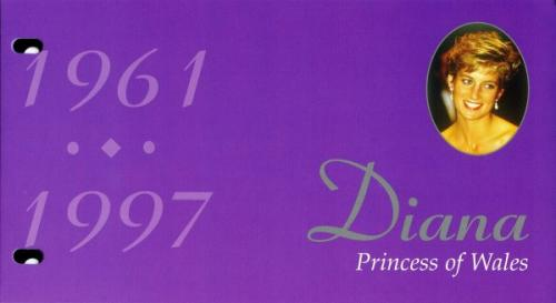 1998 Princess Diana pack