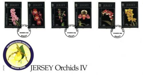 1999 Jersey Orchids