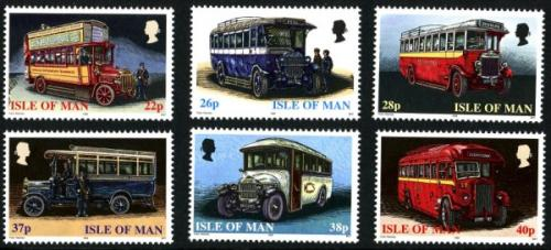 1999 Manx Buses