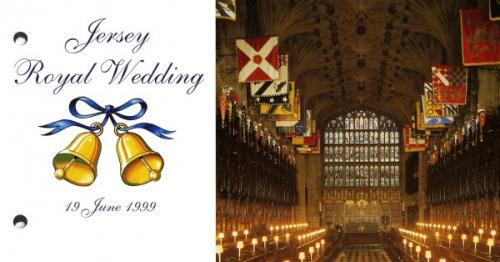 1999 Royal Wedding pack