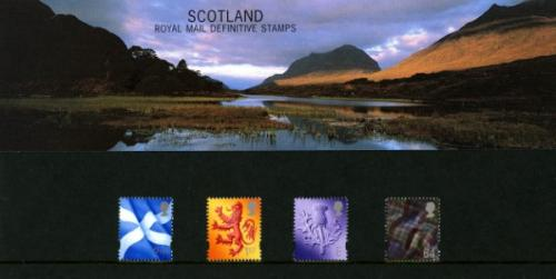 1999 Scotland Regional Pack No 45