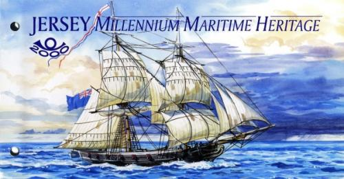2000 Maritime Heritage pack