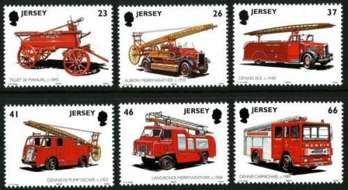 2001 Fire Engines
