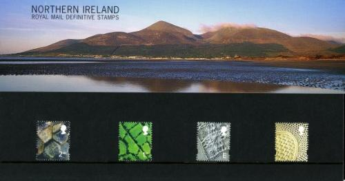 2001 Northern Ireland pack No 53