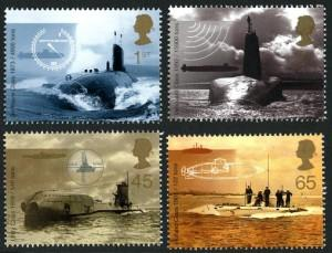 2001 Submarines perforation 15.5 x 15