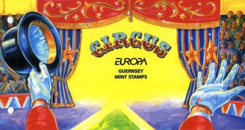 2002 Europa The Circus pack