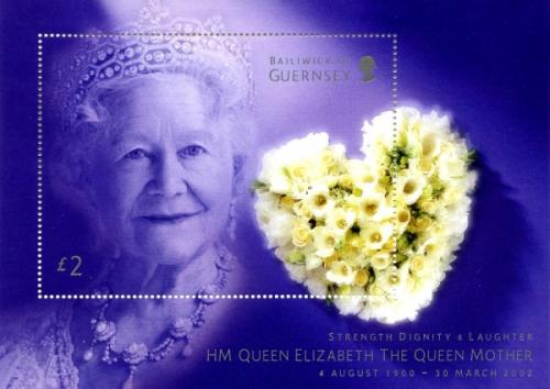 2002 Queen Mother MS