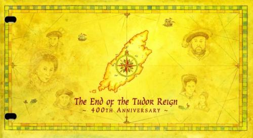 2003 Anniversary of the end pf the Tudor reign pack