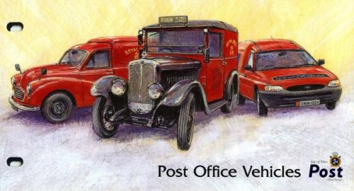 2003 Post Office Vehicles pack