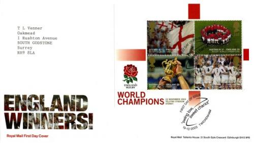 2003 Rugby World Cup Victory MS