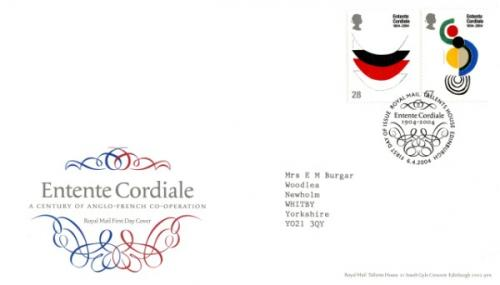 2004 Entente Cordiale