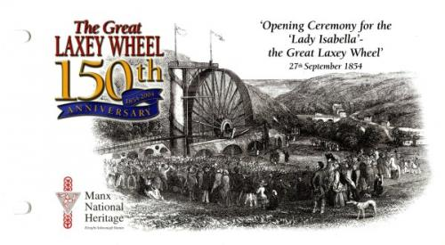 2004 Great Laxey Wheel pack