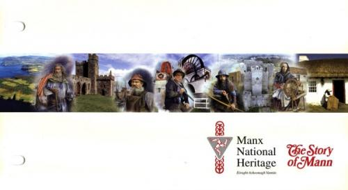 2004 Manx National Heritage pack
