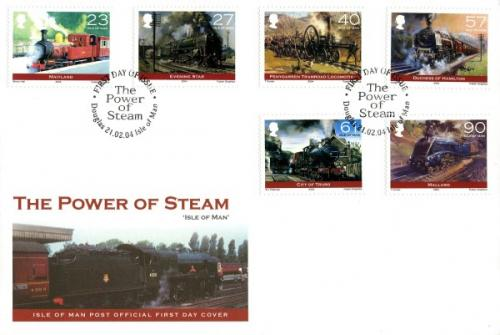 2004 Steam Railways