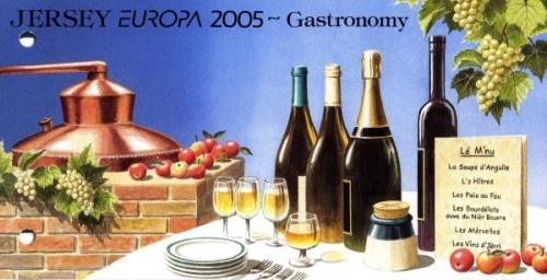 2005 Europa Gastronomy pack