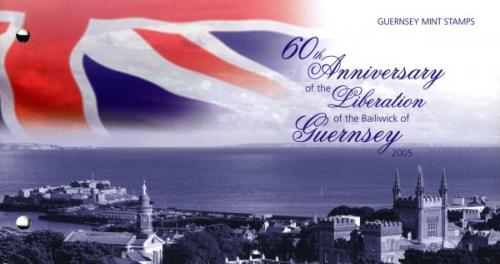 2005 Liberation of Guernsey pack