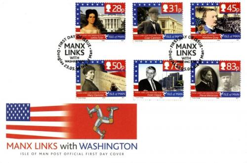 2006 Manx links to Washington