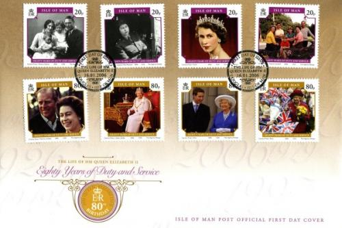 2006 Queens 80th Birthday