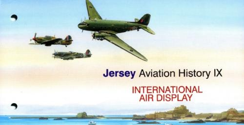 2007 Jersey International Air Display pack