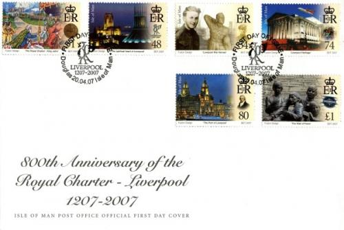 2007 Royal Charter of Liverpool