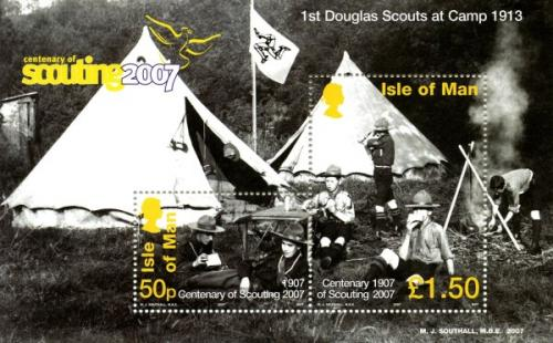 2007 Scouts Centenary MS