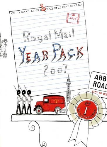 2007 Year Pack