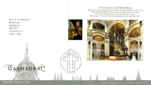 2008 Cathedrals MS Cover