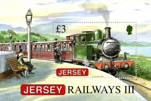 2009 Jersey Railways MS