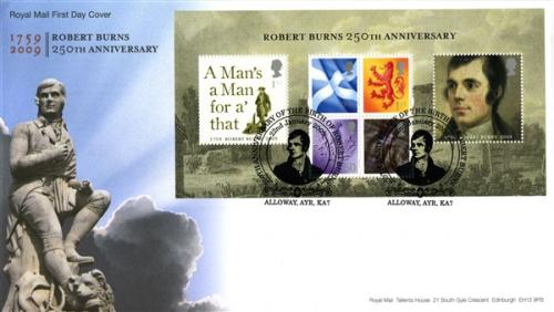 2009 Robert Burns