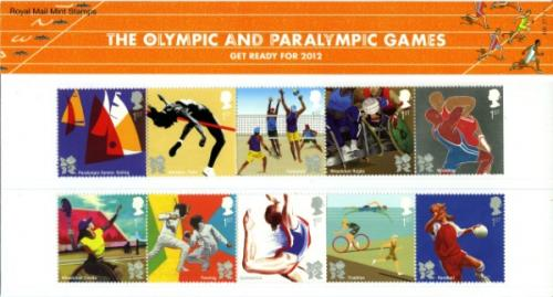 2011 Olympics pack