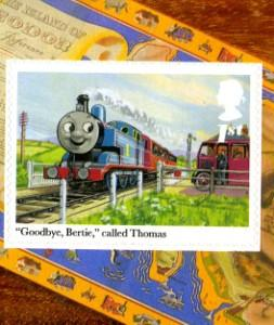 2011 Thomas Tank Engine self adhesive