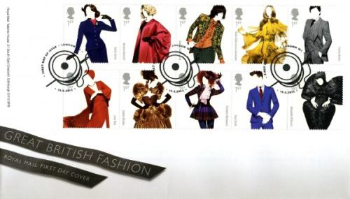 2012 British Fashion