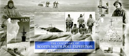 2012 Centenary Scott's South Pole Expedition MS