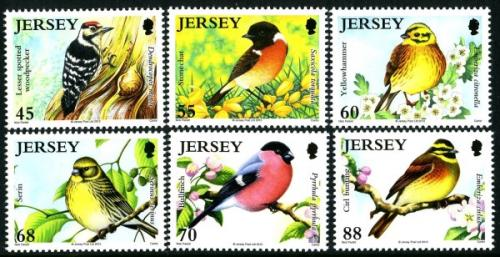 2012 Jersey Wildlife Threatened Birds