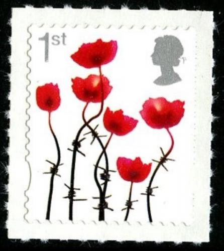 2012 Lest We Forget self adhesive