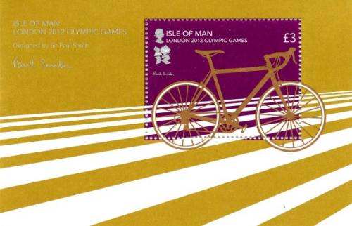 2012 London Olympic Games £3 MS