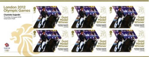 2012 Olympic Games Charlotte Dujardin Equestrian Dressage MS